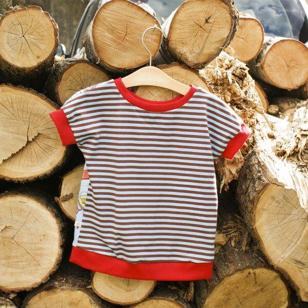 """Bio T-Shirt, Jersey """"Wichtelabenteuerspielplatz"""""""