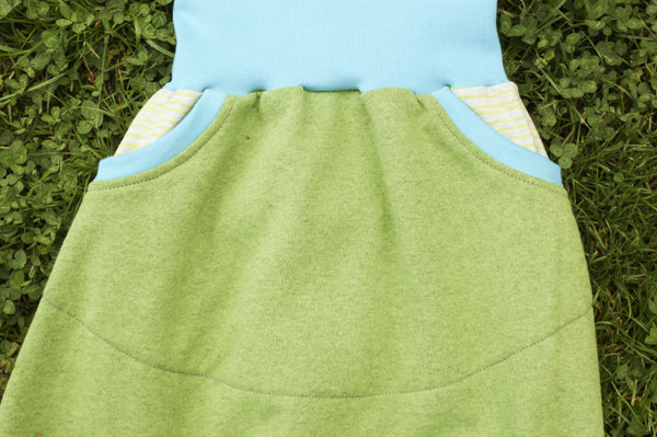 PH Pumphosen Taschenarten