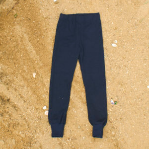 Bio Leggings, BioJersey dunkelblau