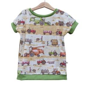 "Bio T-Shirt, BioJersey ""Traktor"""
