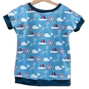"Bio T-Shirt, BioJersey ""Ahoi"""