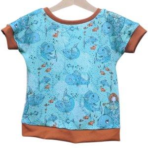 """Bio T-Shirt, BioJersey """"Die kleine Meerjungfrau"""""""