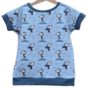 """Bio T-Shirt, BioJersey """"Papageientaucher"""""""